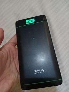 Zola powerbank 10.000mAh