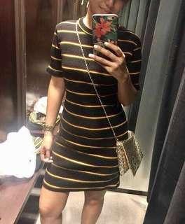 Zara Trafaluc   Knitted Dress