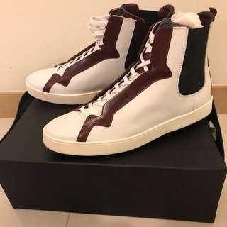 Hogan 高筒皮料波鞋sneaker
