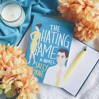 (Novel Import / Inggris) The Hating Game : Sally Thorne