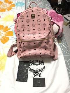 🚚 MCM Small Side Stark Backpack