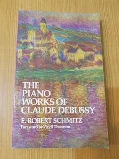 The Piano Works of C. Debussy
