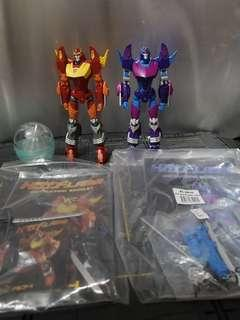 Transformers R04 Hot Flame Hot Rod