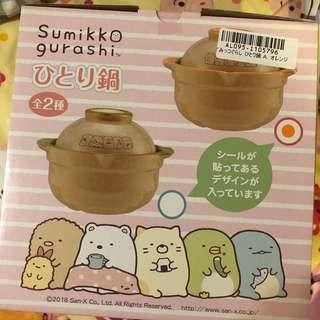 Toreba 日本景品 角落生物 陶瓷鍋