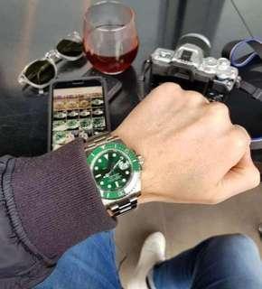 代用老力士 手錶 潛航者型 非原廠 最新N,V9 904L 116610 v7 v8 v9 (勞力士,帝舵,ROLEX)