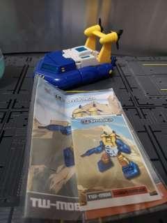 Transformers Seaspray Wavebreak