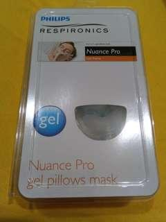 🚚 PHILIPS  RESPIRONICS  NUANCE PRO GEL PILLOWS MASK