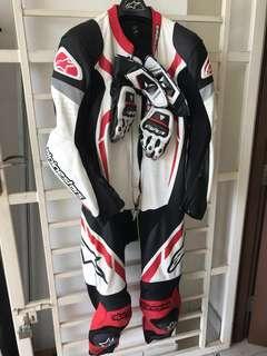 Racing Suit + Glove