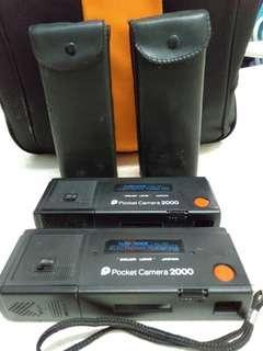 Pocket camera combo..