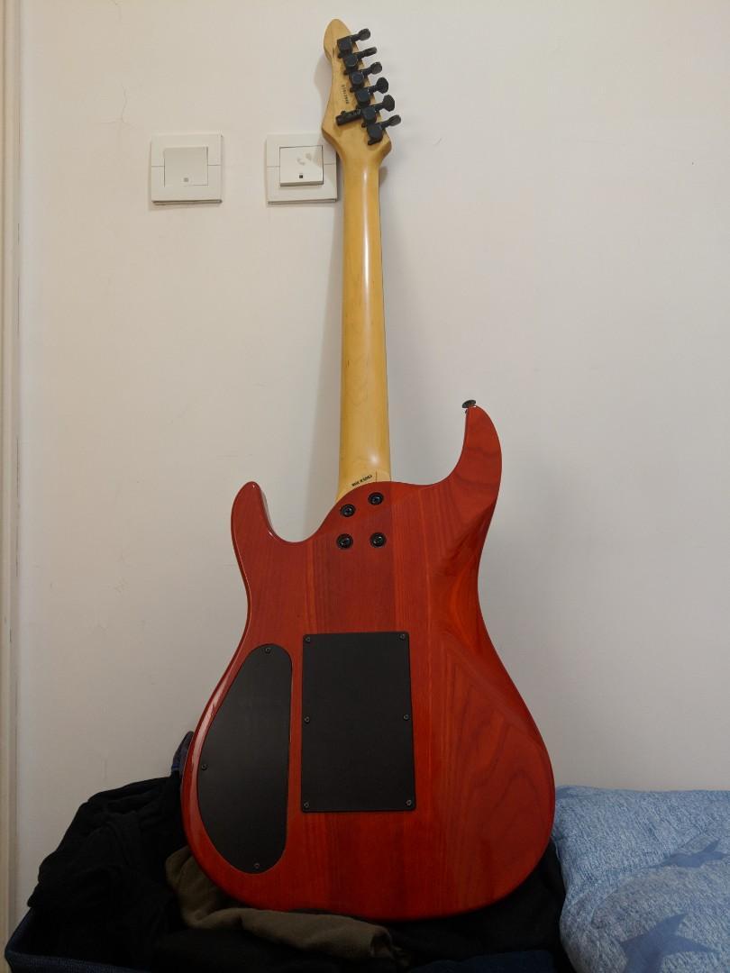 日本Asia Pro ll Electric Guitar 電結他