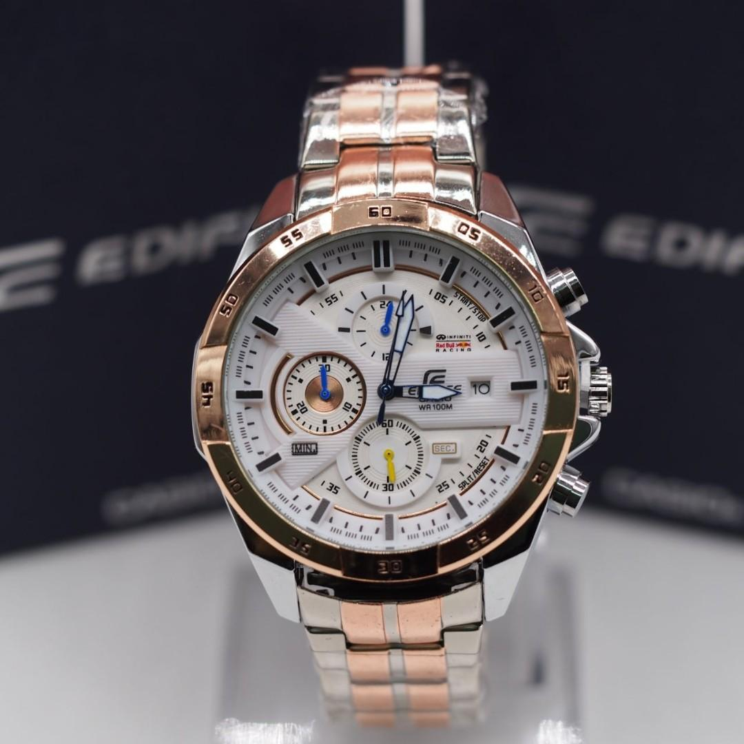 👆👆 CASIO EDIFICE  HIGH GRED FREE BOX EDIFICE  ✔️STAINLESS STEEL ✔️MEN ✔️ALL FUNCTION ✔️WATER RESISTANT ✔️WARRANTY MACHINE 1 MONTH