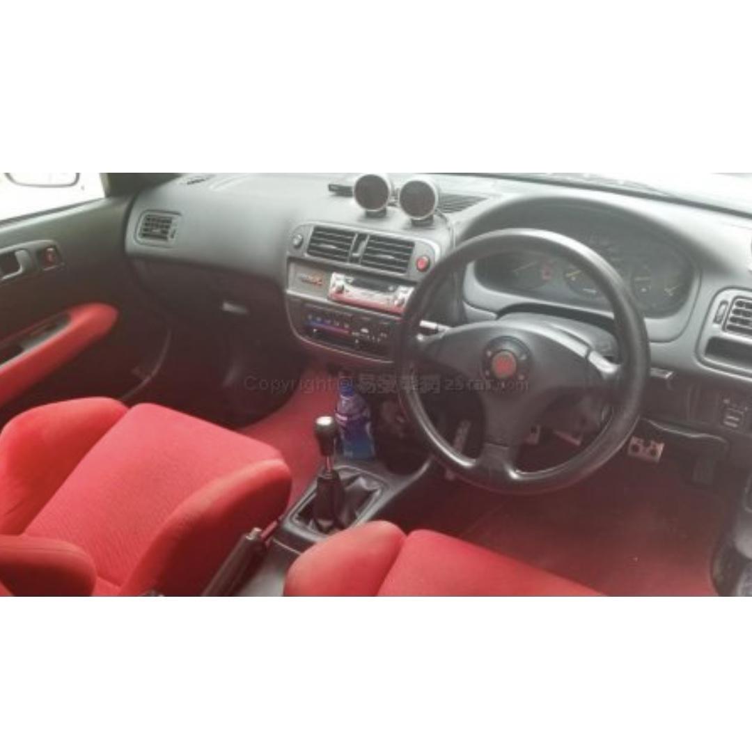 本田 HONDA Civic EK9 1997年