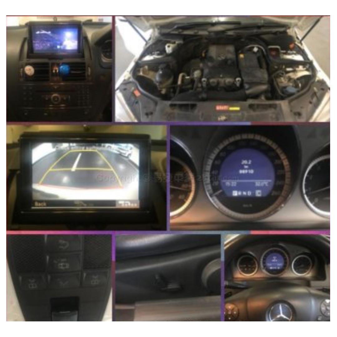 平治 MERCEDES-BENZ C200 AMG 2009年