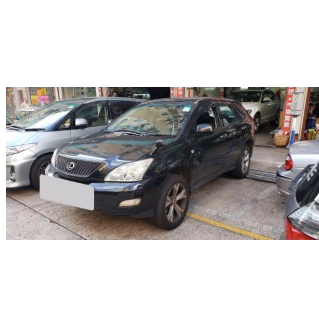 豐田 TOYOTA HARRIER 240G 2003年