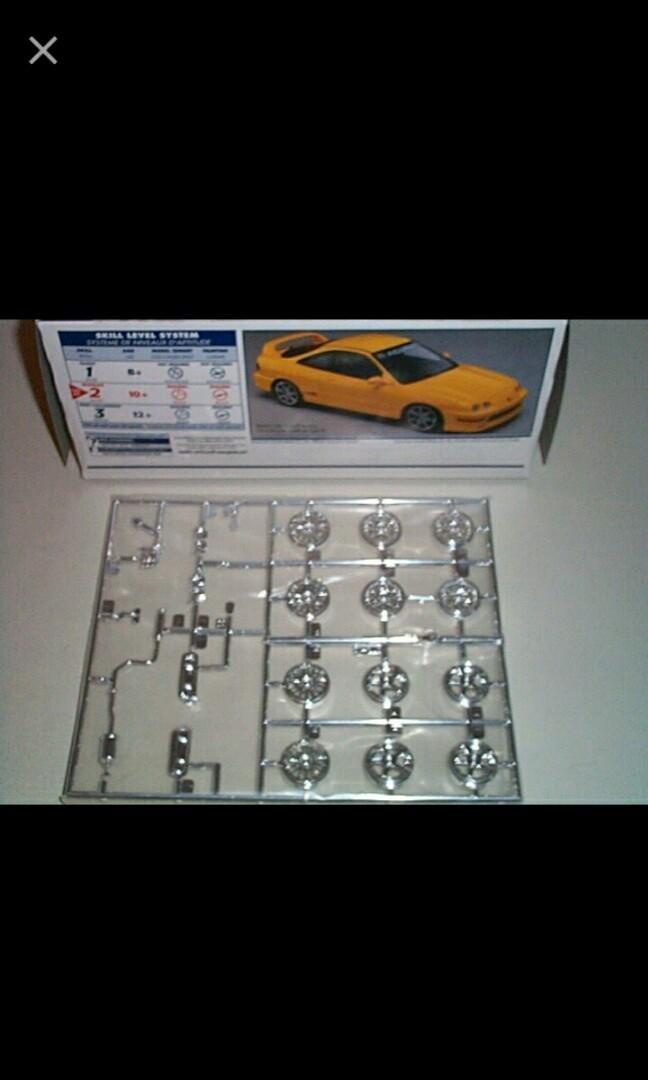 Acura Integra type R DC2 Revell