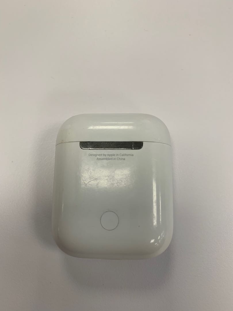promo code 83811 4e4ac Apple Airpods Charging Case