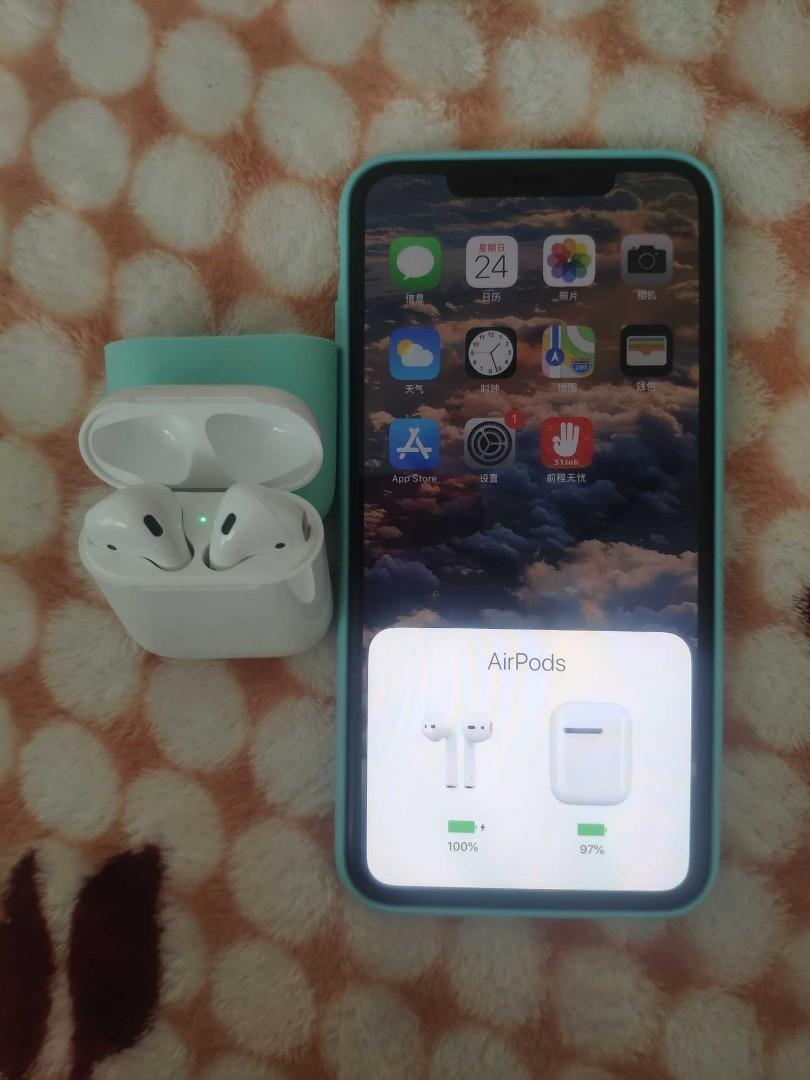 Apple airpods new CLONE