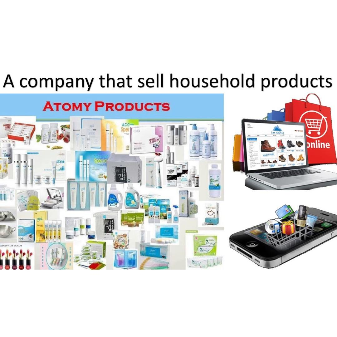 Atomy Member Free Registration. Join us now! Earn your own money!