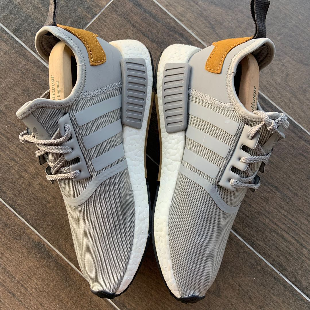 online store 08819 f7610 Authentic Adidas NMD R1 Master Craft, Men s Fashion, Footwear ...