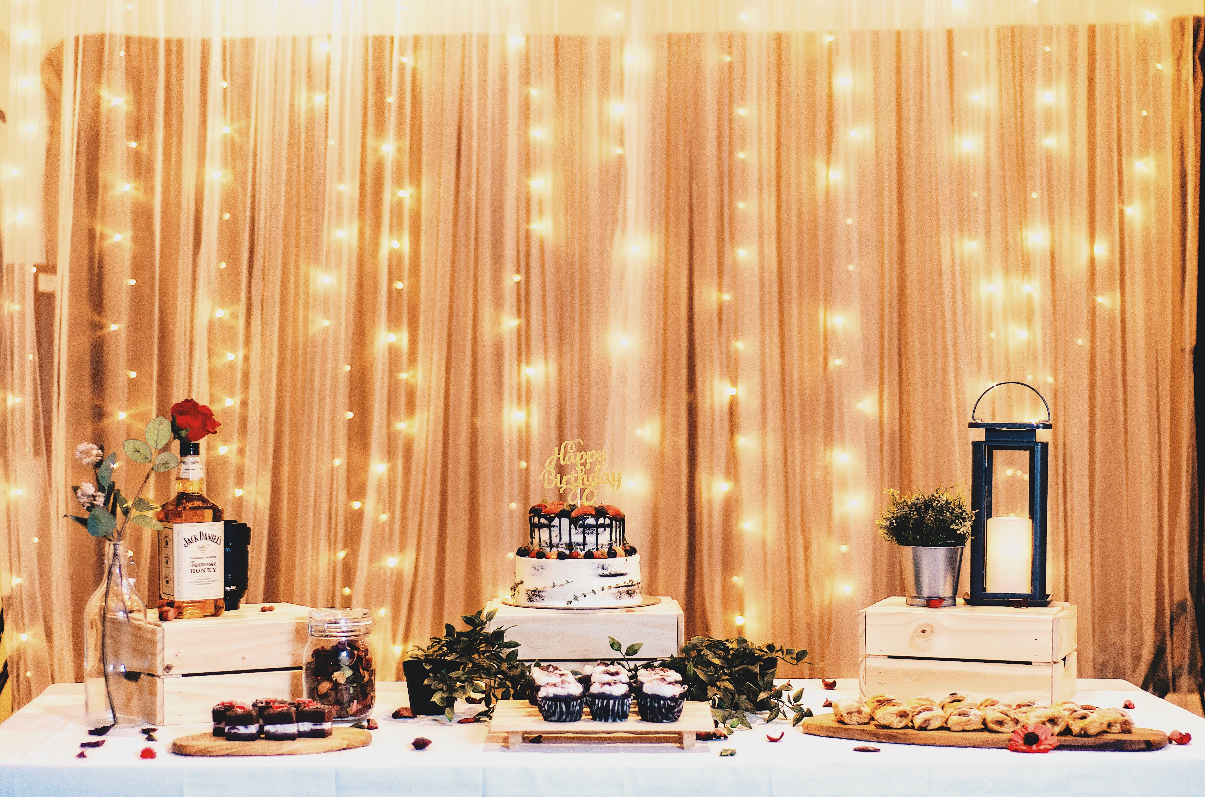 Birthday Table Decorations Rent Furniture Others On