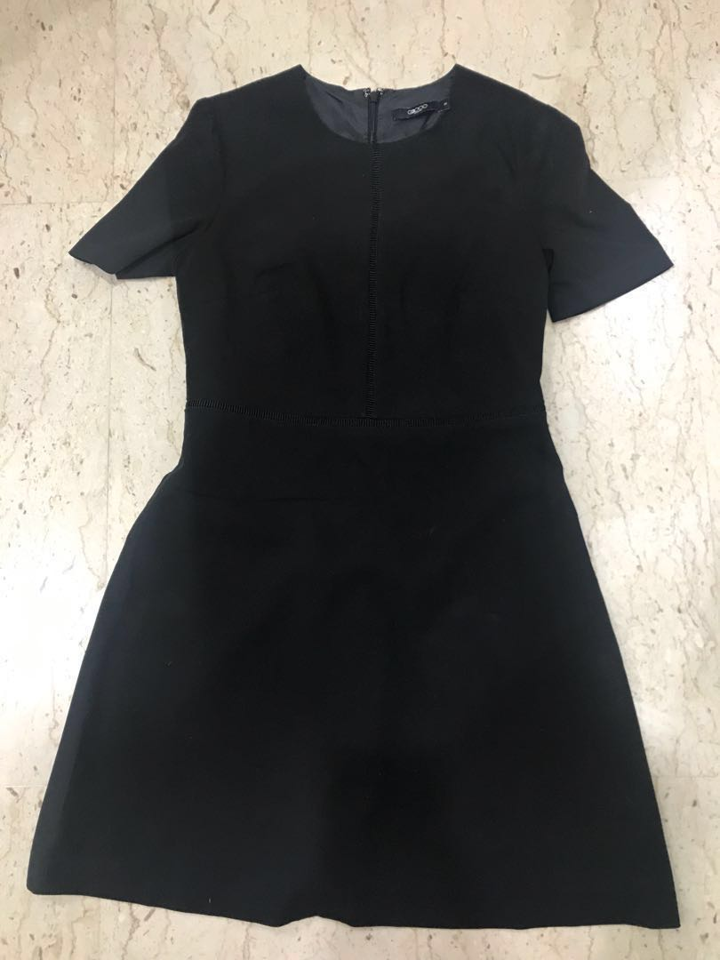 14c1a60eb4b8 Black dress from Giordano size 34, Women's Fashion, Clothes, Dresses ...