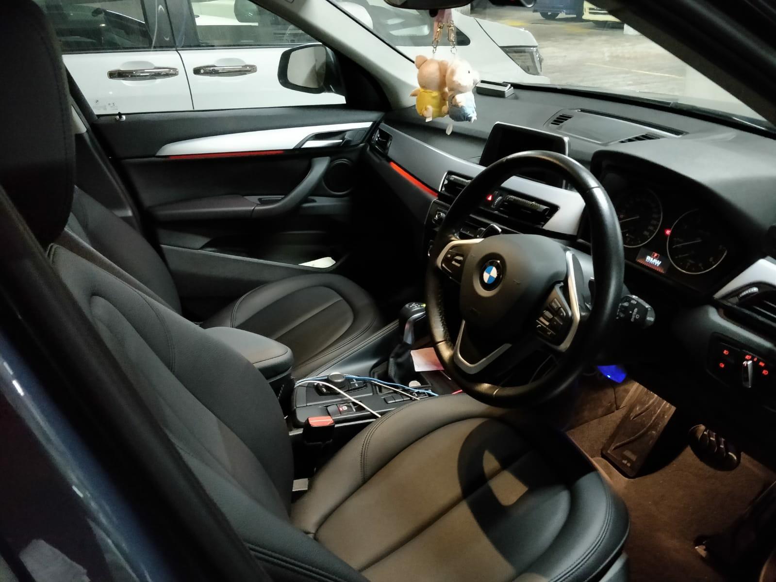 BMW X1 sDrive18D 2016