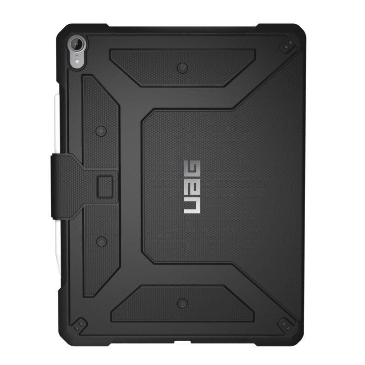 "•BN• UAG Metropolis Series iPad Pro 12.9"" 3rd Gen Black"