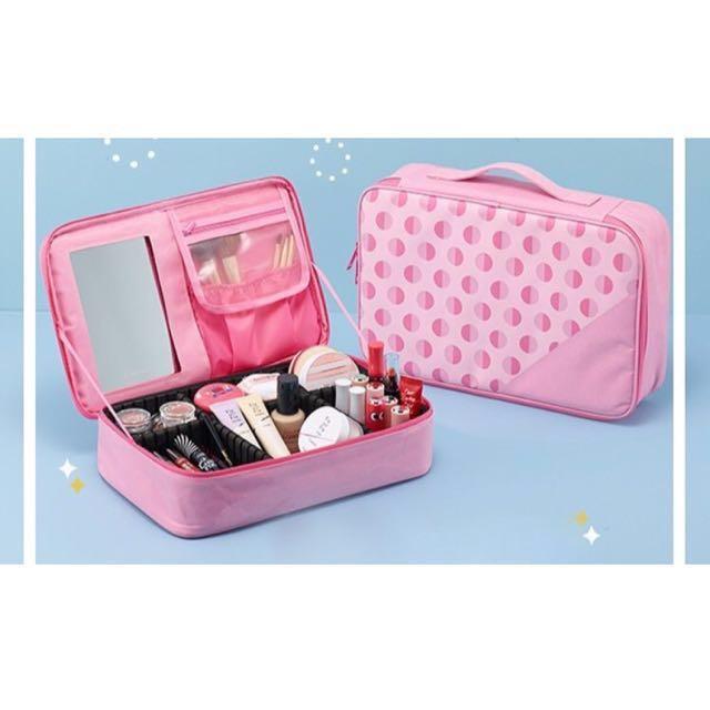 BNIP make up carrier bag