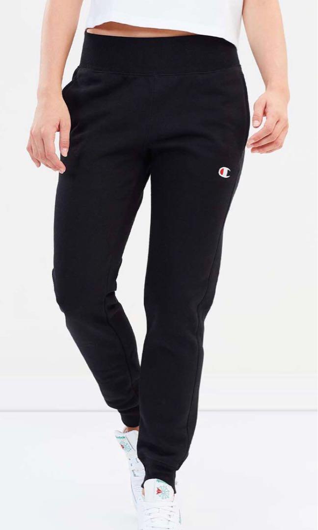 Champion reverse weave jogger pants size small