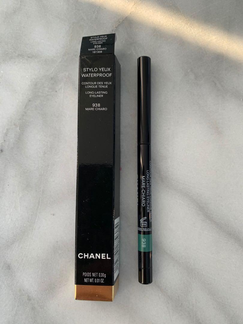 Chanel Stylo Yeux Waterproof Long-Lasting Eyeliner in 938 Mare-Chiaro