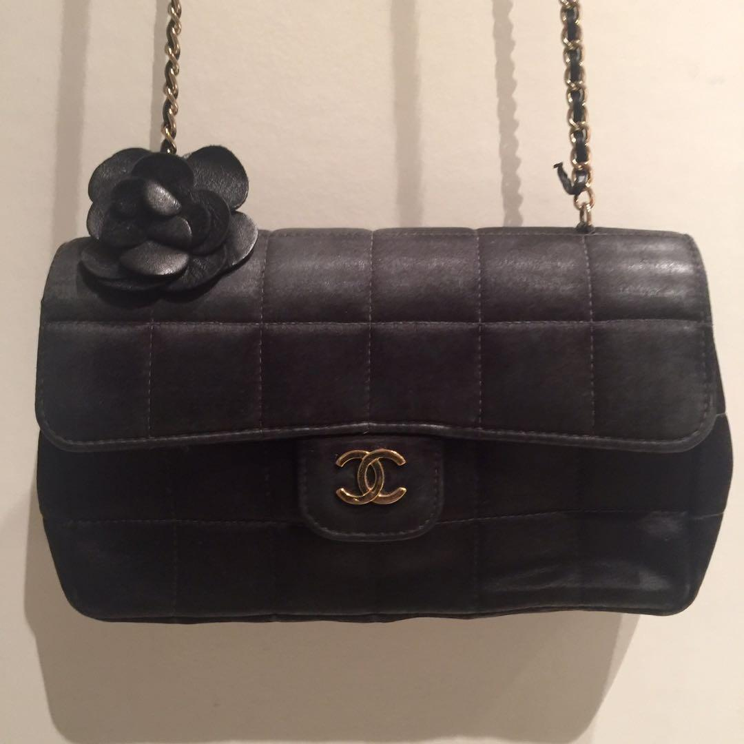 CHANEL VINTAGE QUILTED PURSE