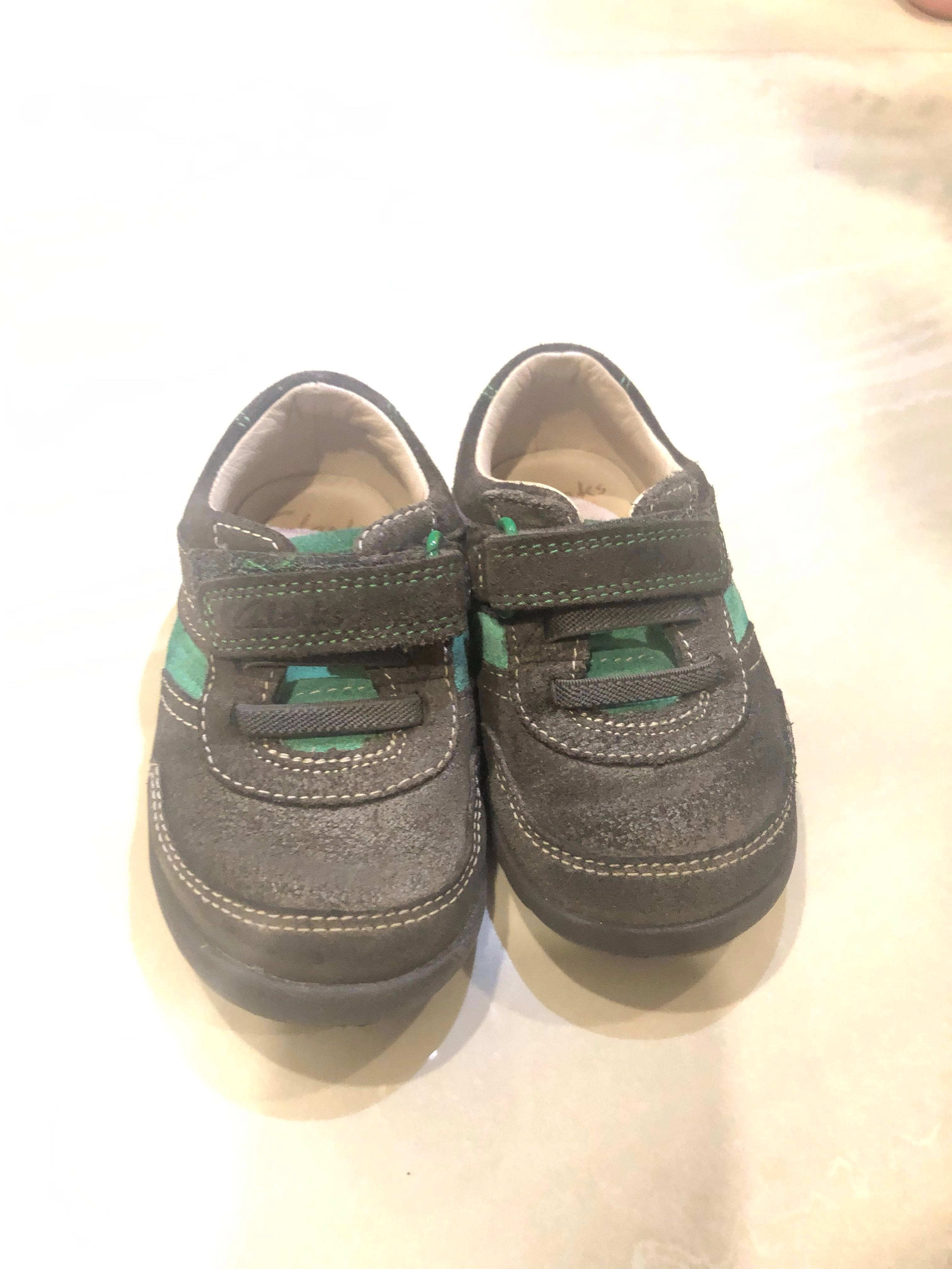 d5273c9bb Children Shoes Clarks , Babies & Kids, Boys' Apparel, 1 to 3 Years on  Carousell