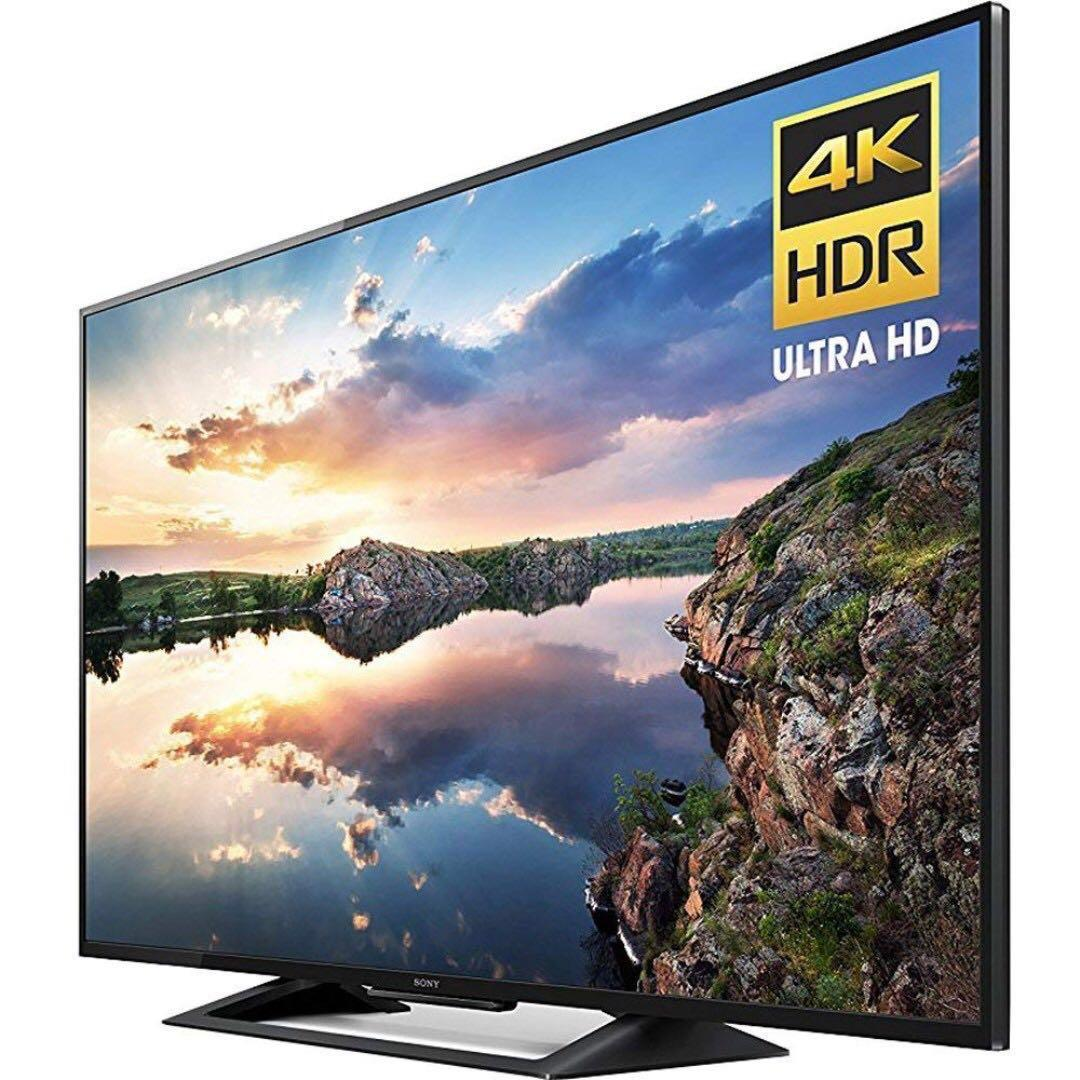 Clearance Sony 70 Inch 4k Ultra Hd Smart Led Tv 2017 Model Kd70x690e Home Appliances Tvs Entertainment Systems On Carousell