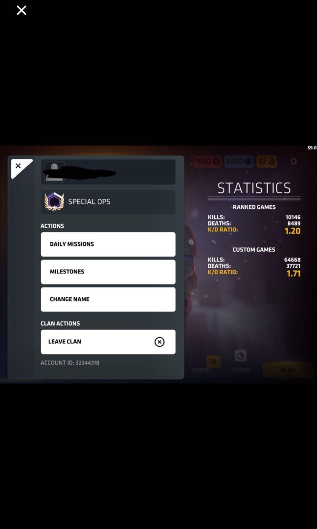how to join a clan in critical ops