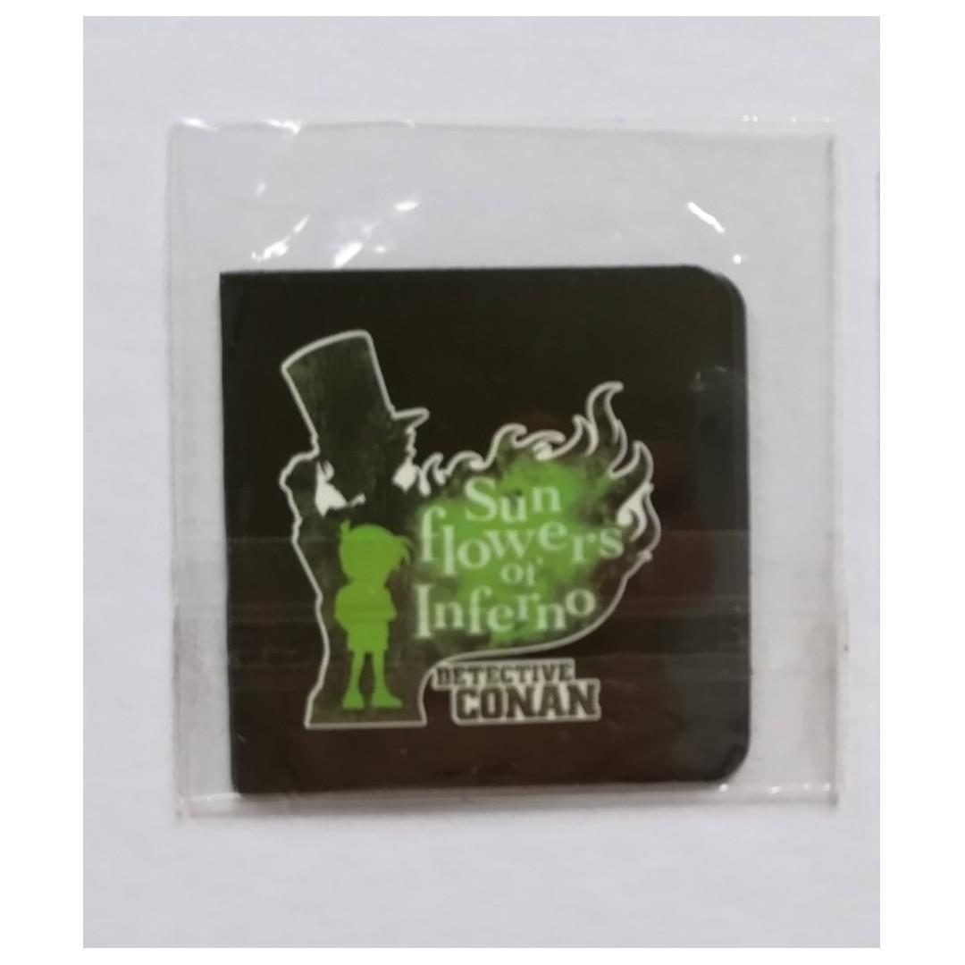 (Limited + Exclusive) Detective Conan - Edogawa Conan - Magnet Bookmark
