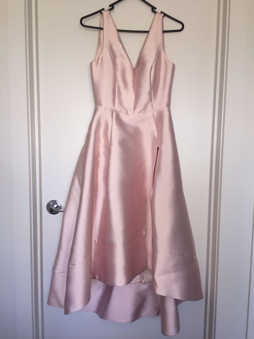Forever new formal dress - Lydia v-neck hi lo