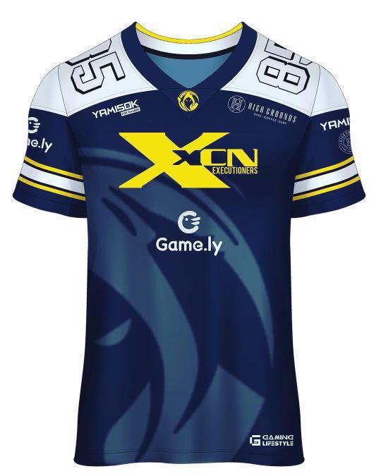 6160f394105 G6 Esports Gaming Lifestyle Team Jerseys - XCN Indonesia