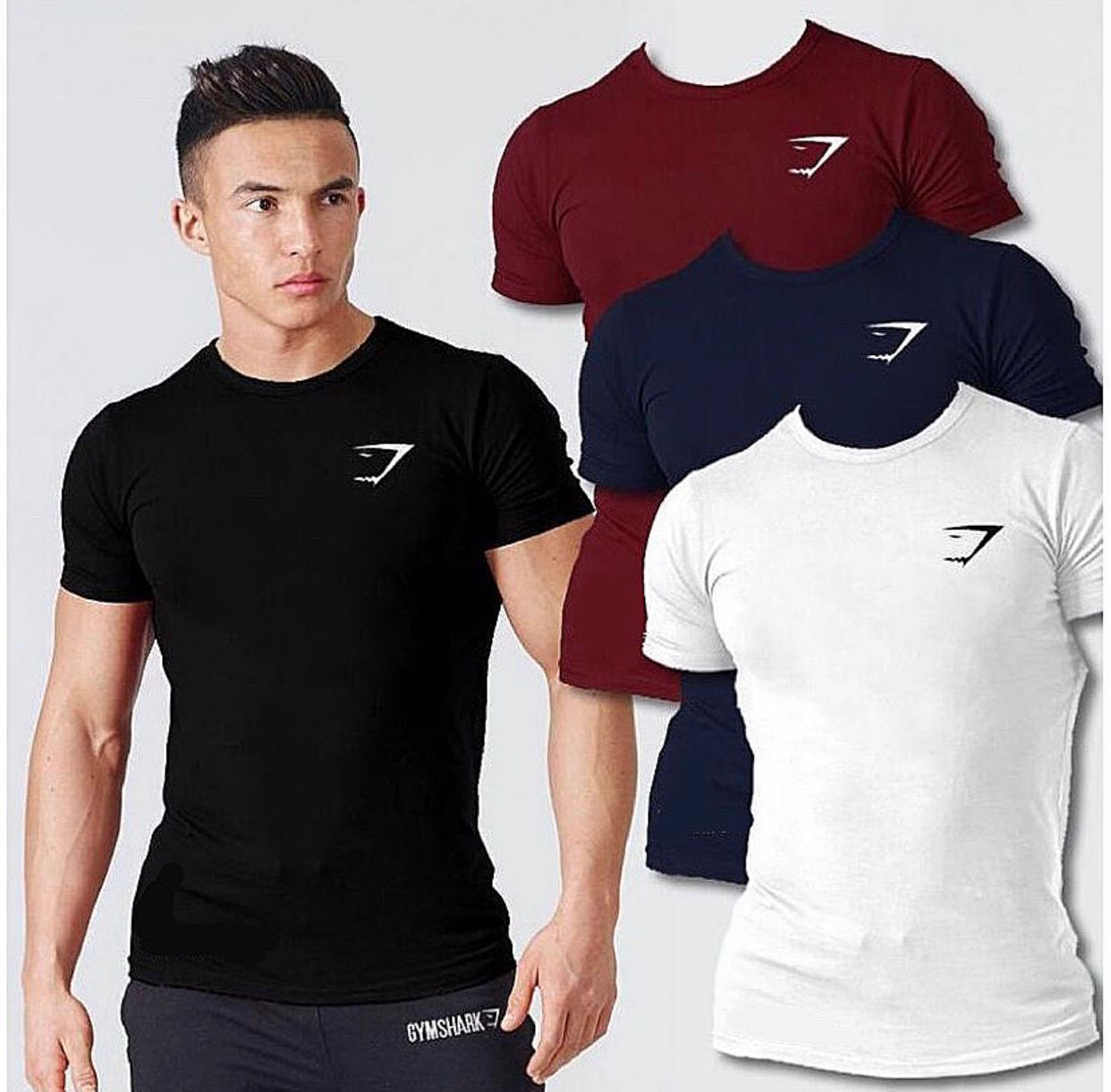c936ec49d8d5 GYMSHARK Athletic Tee Shirt (PREORDER‼ ), Sports, Sports Apparel on ...