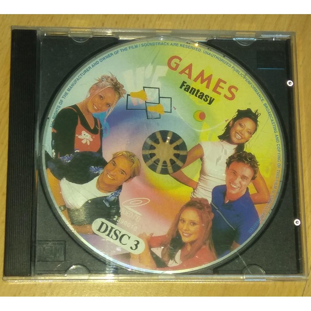 Hi 5 Games Fantasy vcd, Everything Else on Carousell