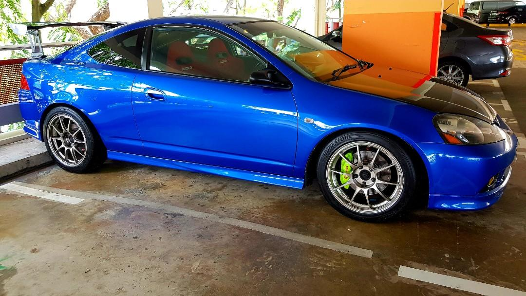 Honda Integra Type R (DC5) Manual