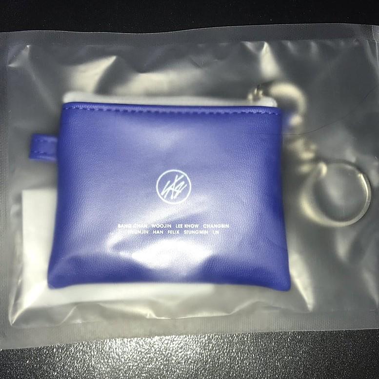 [Ready Stock] Stray Kids Unveil Tour Goods (Coin Case)