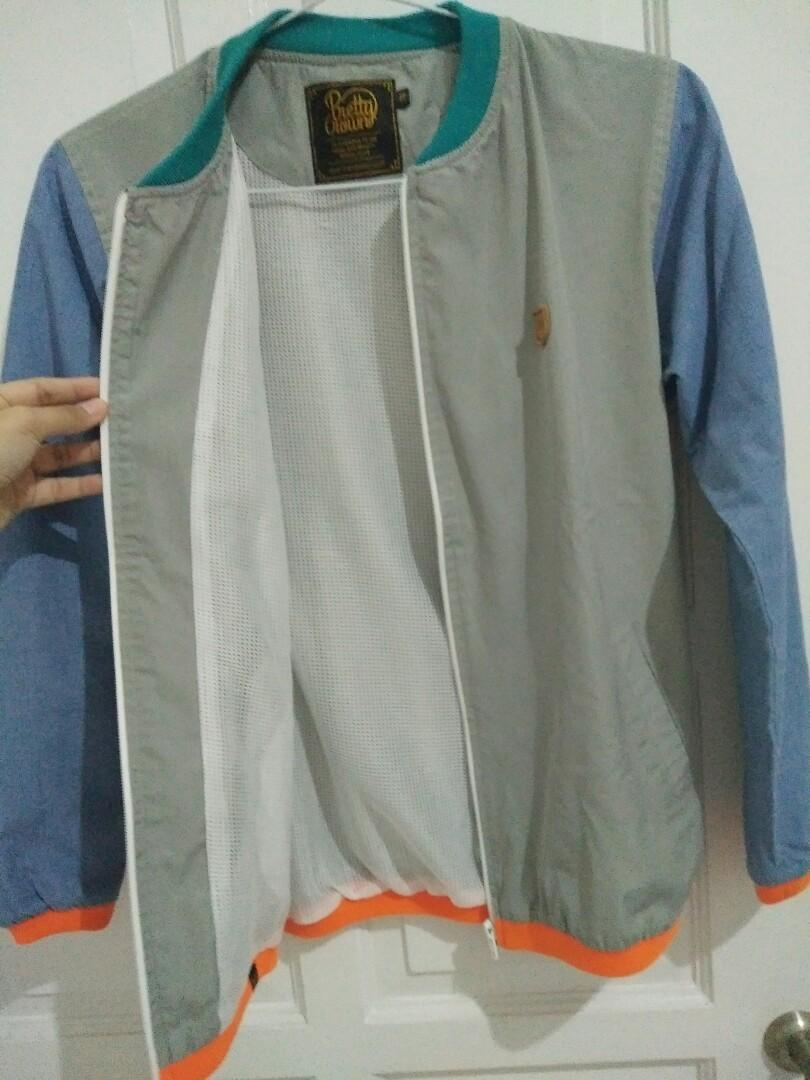 Jaket bomber outer/outwear