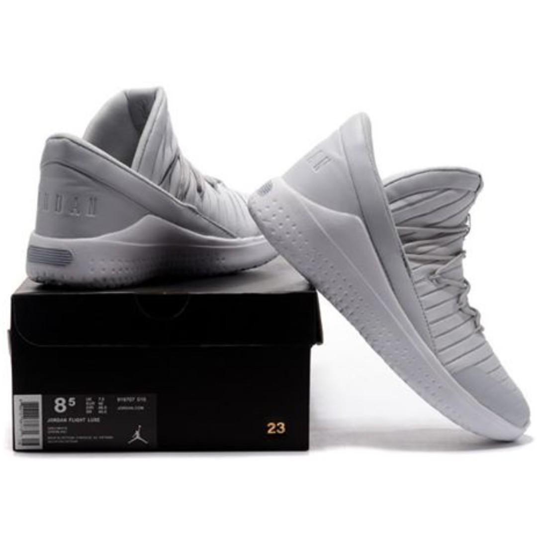 Jordan Flight Luxe Grey 10 11 12