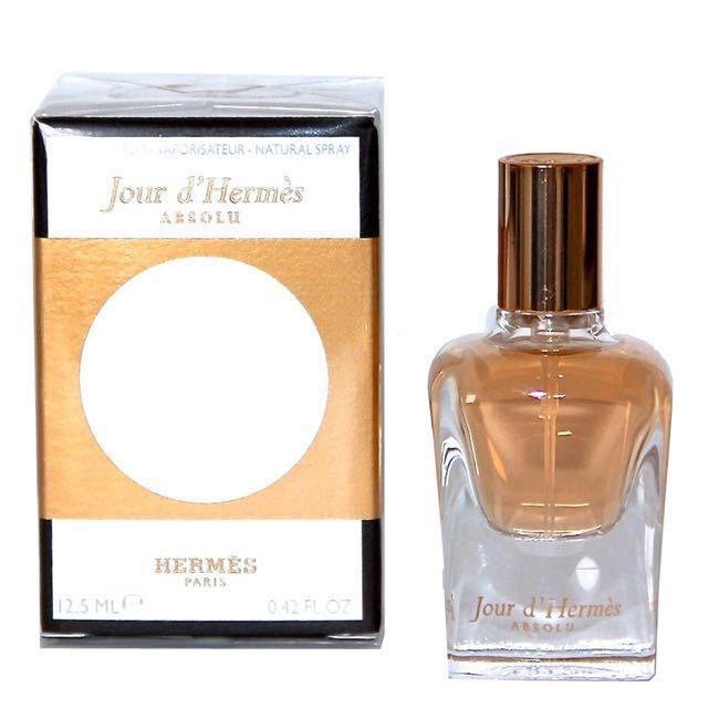 12 5ml D'hermes Absolu Eau Jour De Parfum JcF3ulK15T