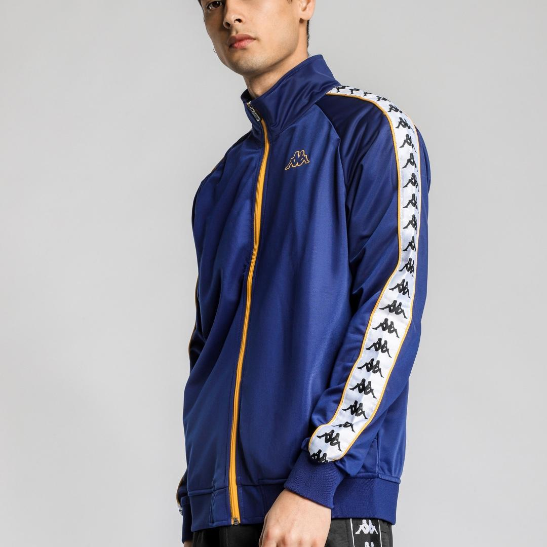 KAPPA JACKET Track Jacket in Blue - brand new with tags