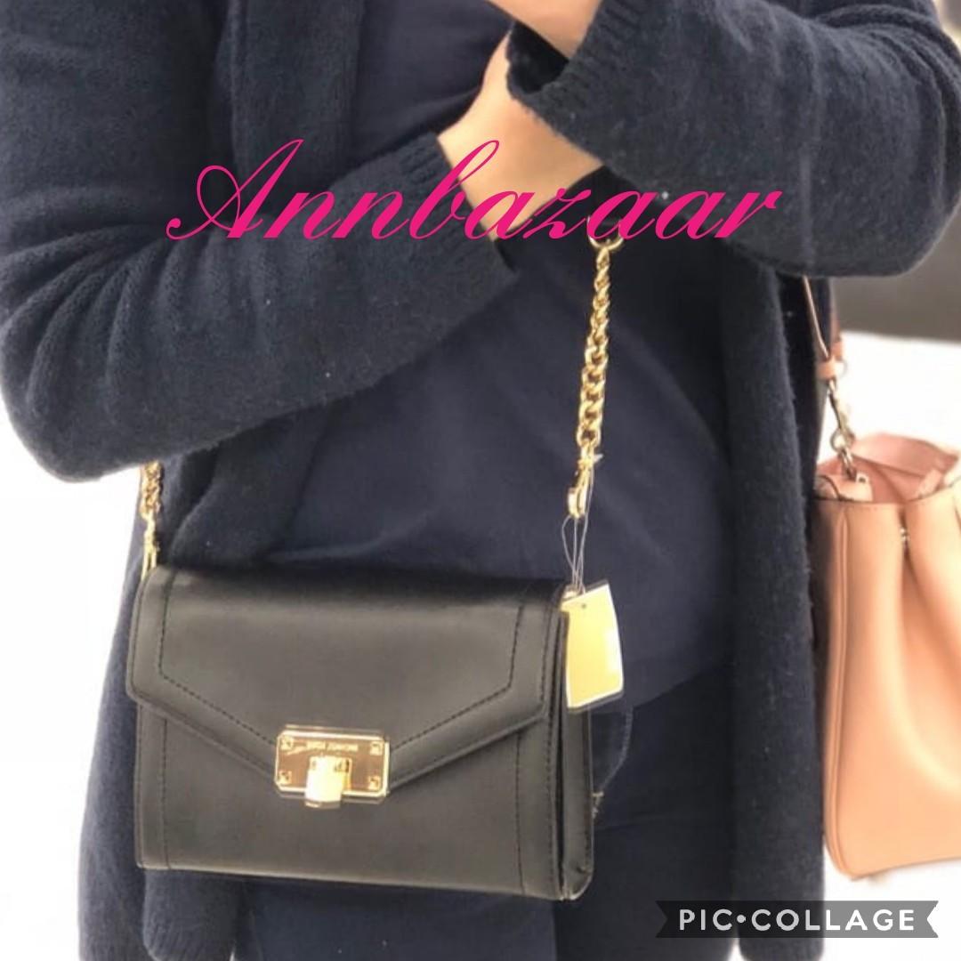 bf6a9cb7c99 LIMITED OFFER! Michael Kors Kinsley Medium Wallet Crossbody Bag (100%  Authentic)