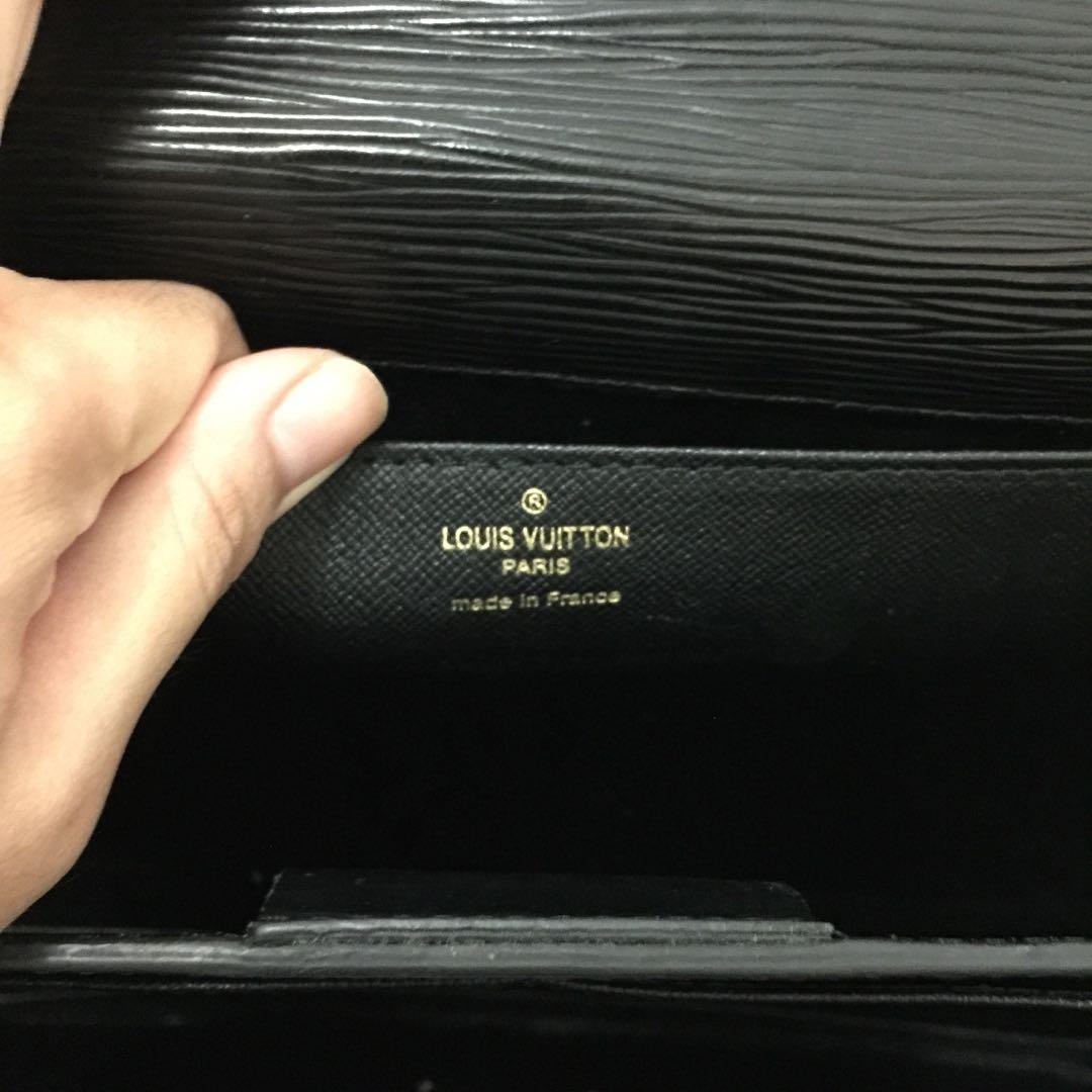 Louis Vuitton Epi Briefcase