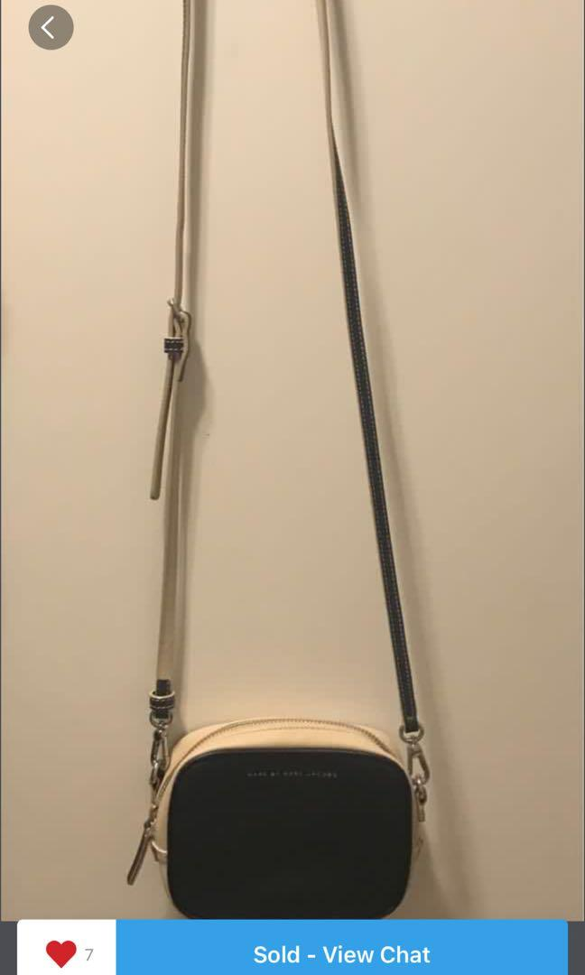 Marc Jacobs Side Bag Small