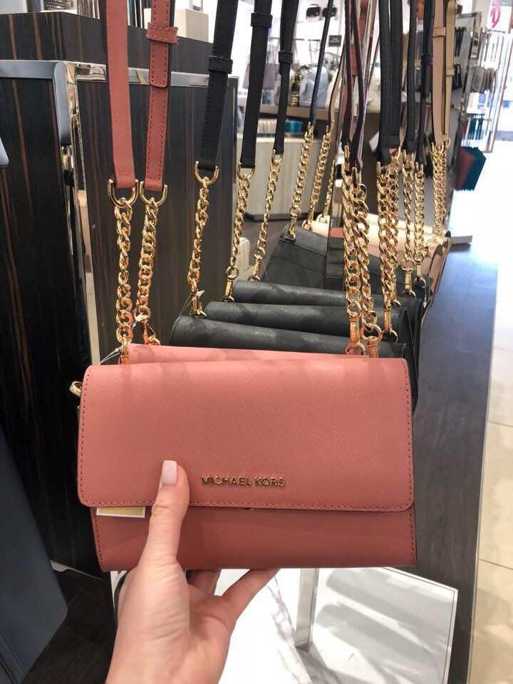olika design höstskor erbjuda rabatter Michael Kors 3-in-1 Crossbody, Women's Fashion, Bags & Wallets ...