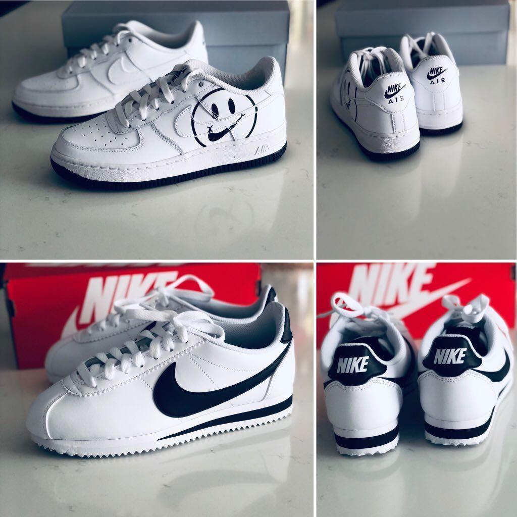 Nike Air 1 Force CortezWomen's Day The FashionShoes L4A5j3Rq